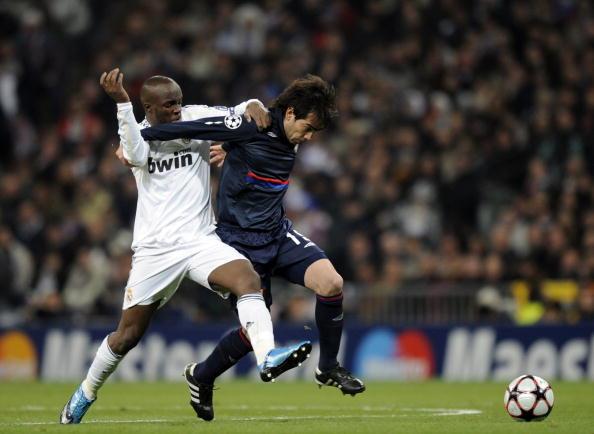 'Реал' (Іспанія) - 'Ліон' (Франція) фото:Denis Doyle, Jasper Juinen /Getty Images Sport