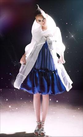 Жіноча колекція від Satin в Південній Кореї. Фото с efu.com.cn