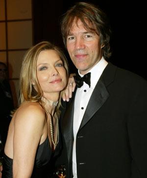 З чоловіком Девідом Келлі. Фото: Kevin Winter/Getty Images