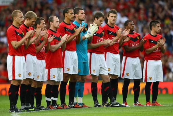 МЮ - Валенсія Фото:Alex Livesey/Getty Images Sport