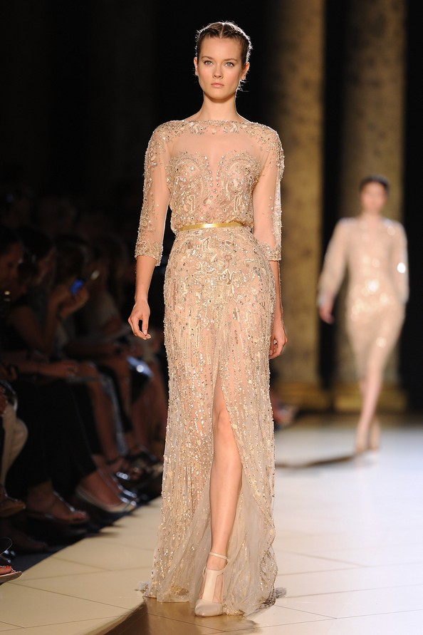 Ливанский дизайнерElie Saab. Фото: Pascal Le Segretain/Getty Images