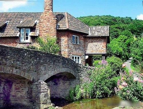 Сільські пейзажі Британії. Фото з secretchina.com