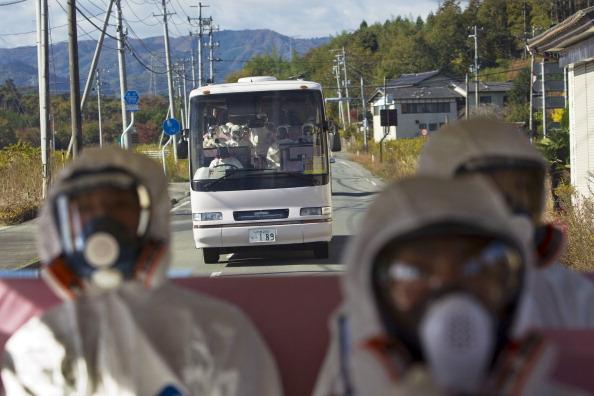 На будівництво будинків у префектурі Фукусіма пішло 5700 тонн радіоактивного щебеню