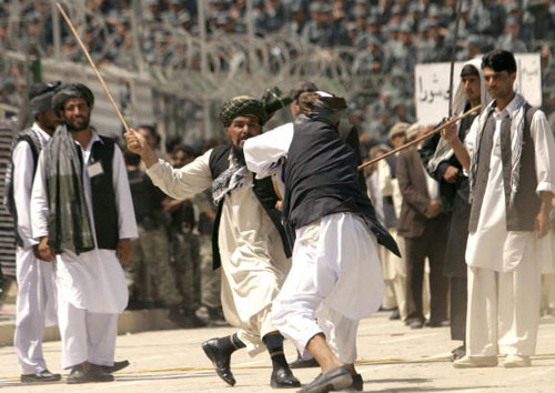 Фото: MASSOUD HOSSAINI/AFP/Getty Images