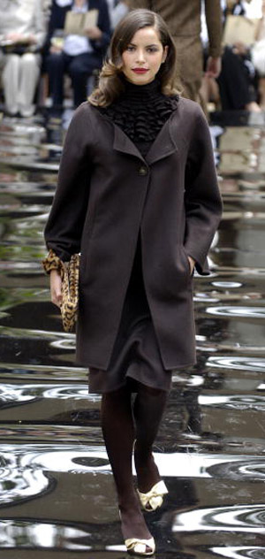 Valentino осінь-зима 2007. Фото: Toby Canham/Getty Images