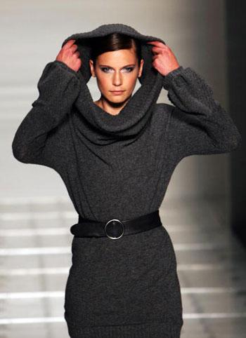 Колекція осінь/зима від Serdoun на Тижні моди у Новій Зеландії. Фото: Phil Walter/Getty Images