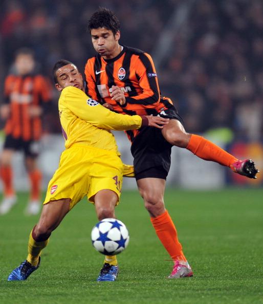 'Шахтер' - 'Арсенал' Фото: SERGEI SUPINSKY /Getty Images Sport