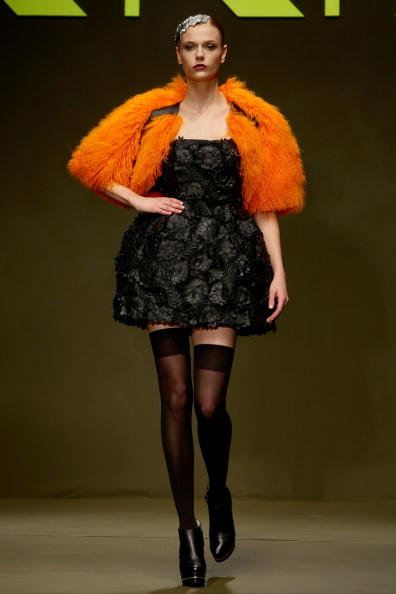 Колекція Krizia на міланському Тижні моди. Фото:vittorio Zunino Celotto/getty Images