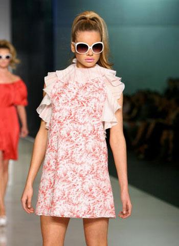 В Австралійському місті Сіднеї пройшов показ мод Myer весна-літо. Фото: Getty Images