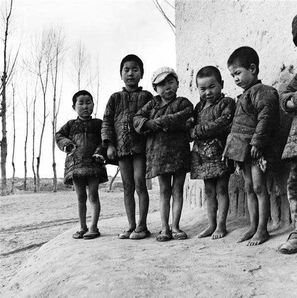 Китай у роки Великого стрибка. Фото з aboluowang.com