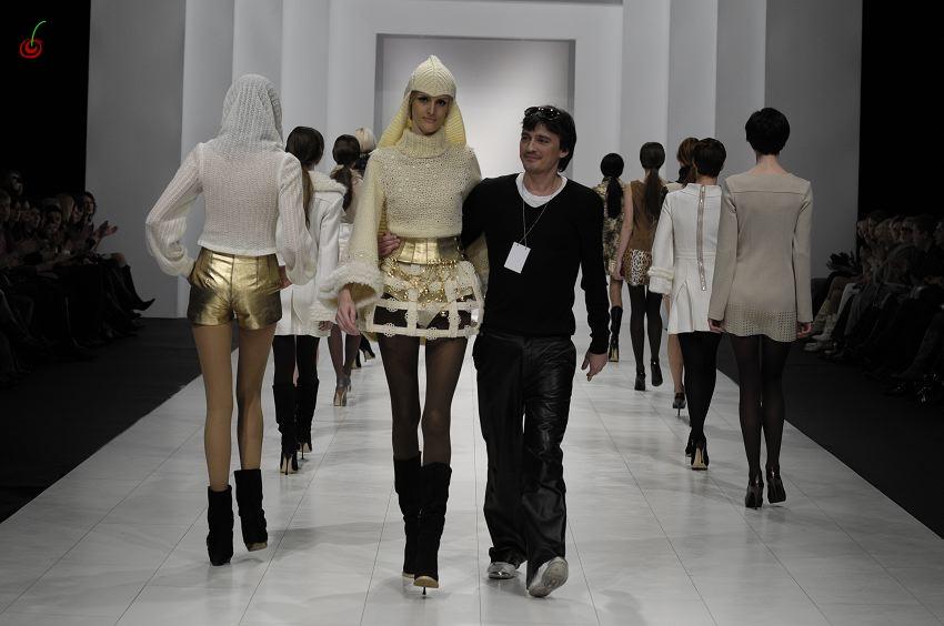 Віктор Завадський представив свою нову колекцію «Осінь-Зима 2010». Фото: fashionweek.com.ua