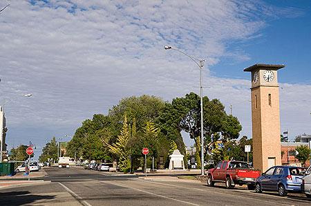 Город Свон Хилл. Фото: Сергей Ханцис
