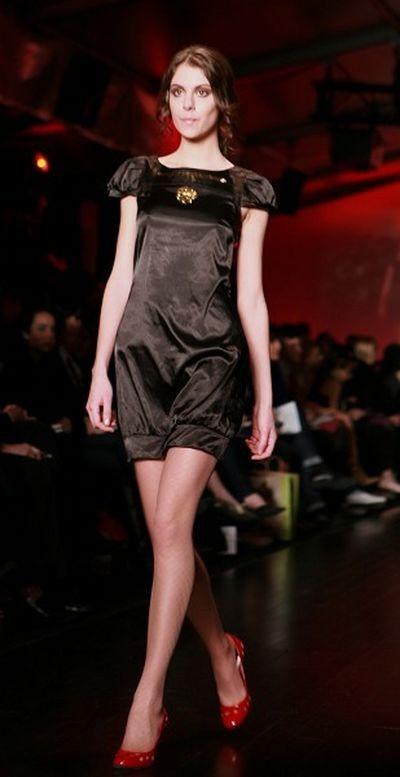 Неделя мода L'Oreal в Торонто.Коллекция от DAN (Tatsuaki) Liu. фото: И Тянь/The Epoch Times