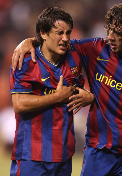 'Барселона'-'Чівас'фото:Jed Jacobsoh /Getty Images Sport