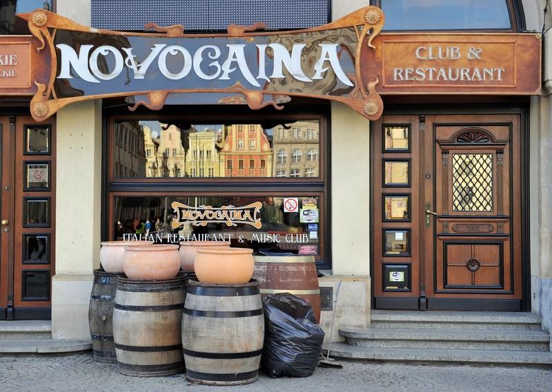 Клуб и ресторан Novocaina. Фото: Claudio Villa/Getty Images