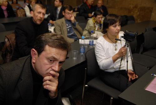 Учасники конференції. Фото: Володимир Бородін/Велика Епоха