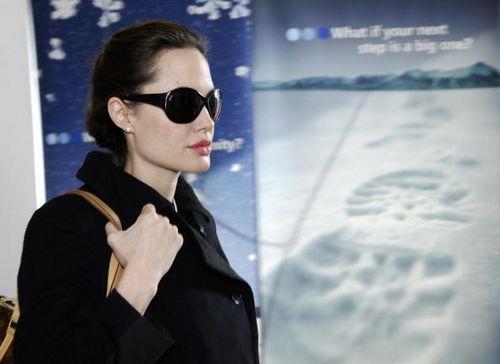 Анджелина Джоли / Angelina Jolie. Фото: Eric Feferberg/Getty Images