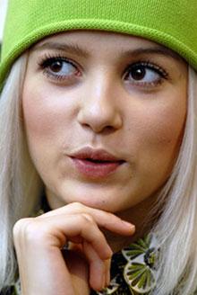 Міка: 'Я в дитинстві була достатньо перебірливим дитям'. Фото: Володимир Бородін/Велика Епоха