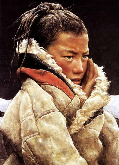 Картины масляной живописи Фань Имина. Фото с epochtimes.com