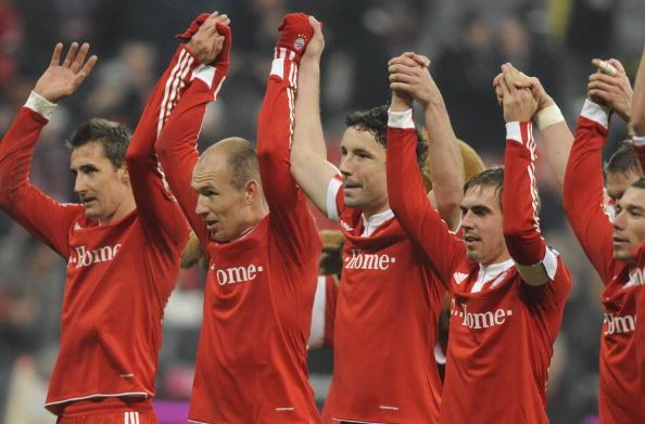 «Баварія» - «Хоффенхайм» фото: Christof Koepsel /Getty Images Sport