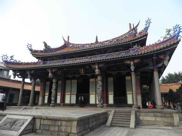 Храм Конфуция. Фото: Владо Ботка.