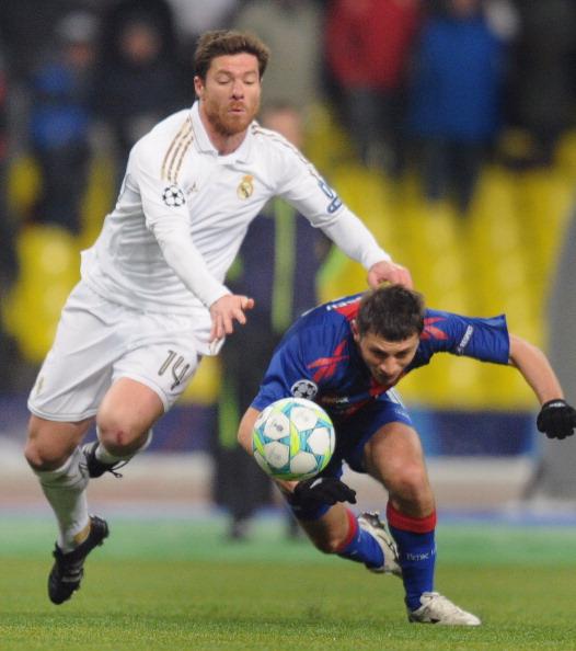 ЦСКА Россия – «Реал» Мадрид Испания Фото: Harry Engels, KIRILL KUDRYAVTSEV /Getty Images Sport