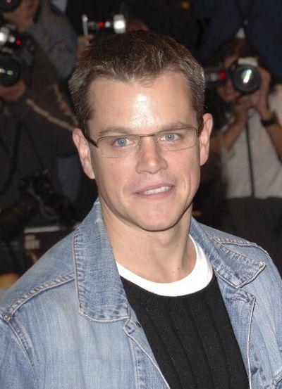 Метт Деймон / Matt Damon. Фото: Getty Images