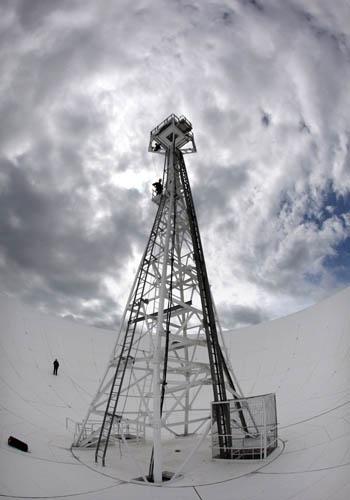 Телескоп Ловелл стане об'єктом Всесвітньої Спадщини ЮНЕСКО. Фото: Christopher Furlong / Getty Images
