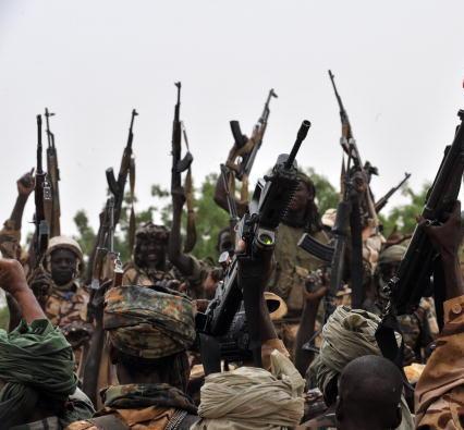 Сторонники Каддафи взяли под контроль город Бени-Валид