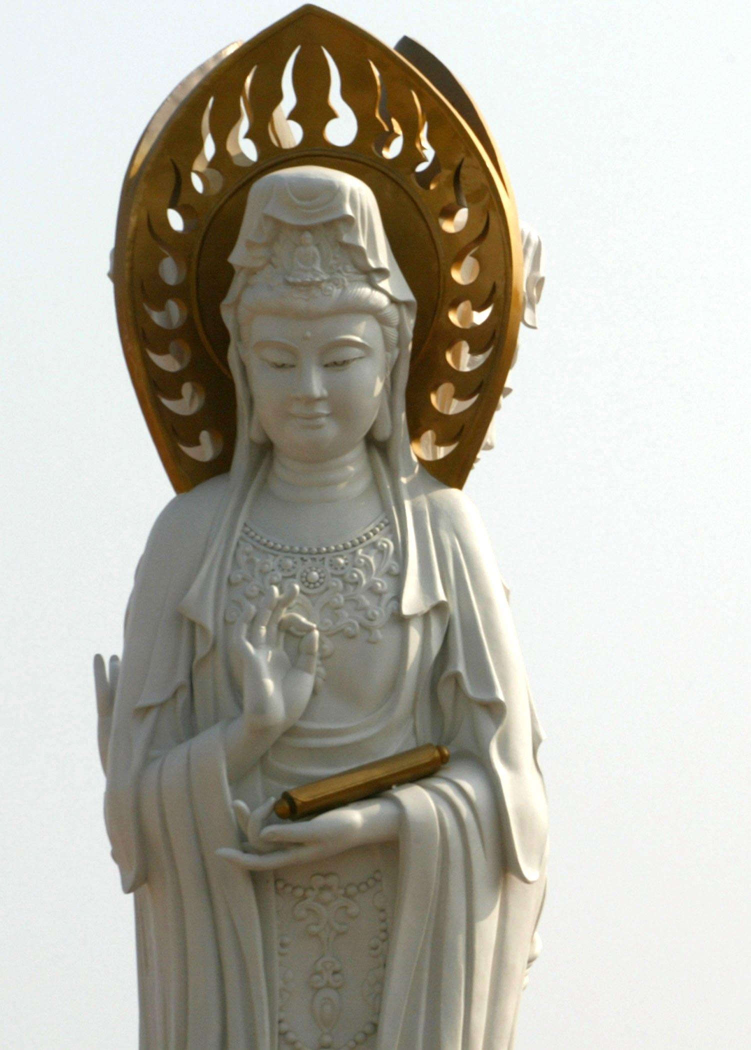 Гуаньинь – богиня милосердия