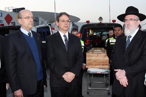 В Иерусалиме похоронили погибших в Тулузе еврейских детей и преподавателя
