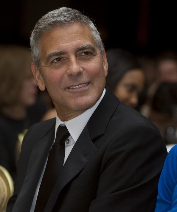 Самый богатый актёр №10: Джордж Клуни. Фото: SAUL LOEB/AFP/GettyImage