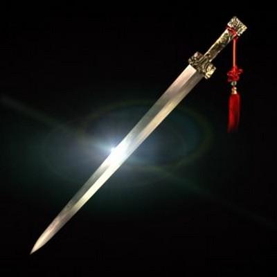 Меч «Лунюань» («Драконівська безодня»). Фото з aboluowang.com