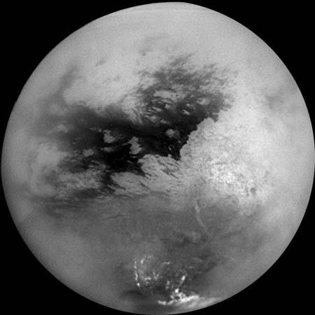 Титан. Фото: AFP