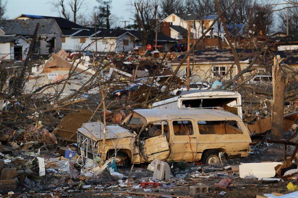 В США жертвами торнадо стали 11 человек