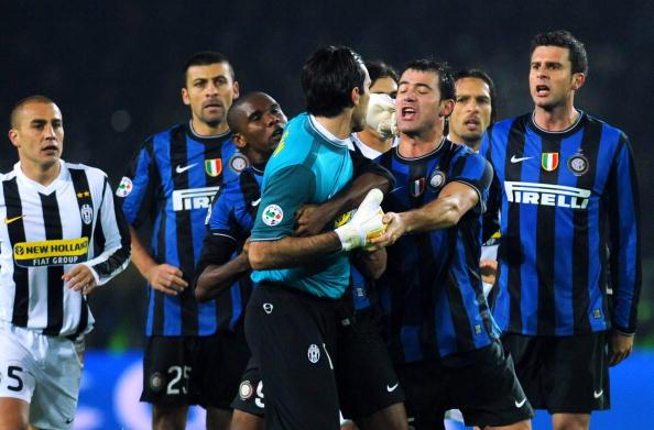 'Ювентус' – 'Інтер' фото:Claudio Villa,Valerio Pennicino /Getty Images Sport