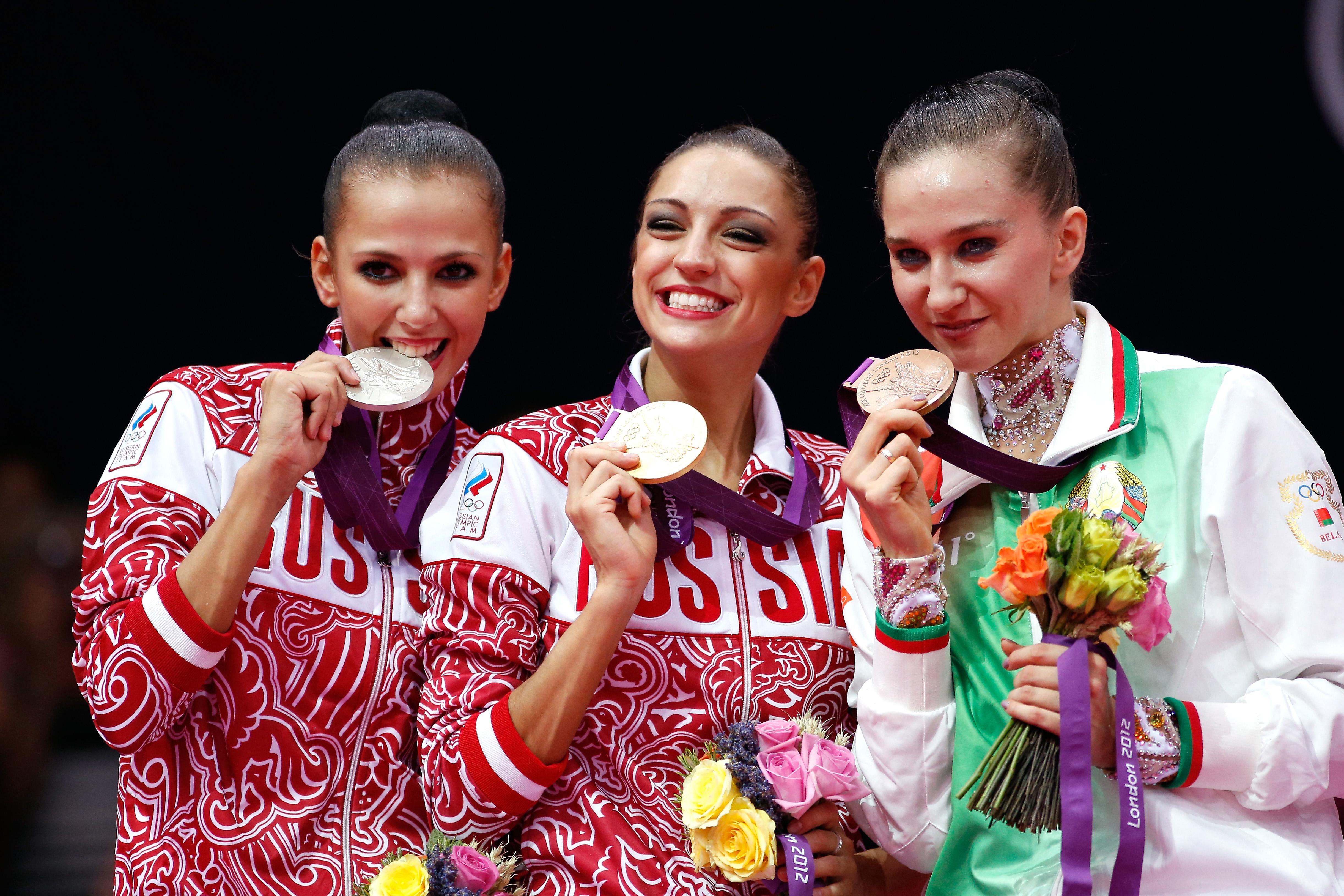 Современные русские спортсмены 19 фотография