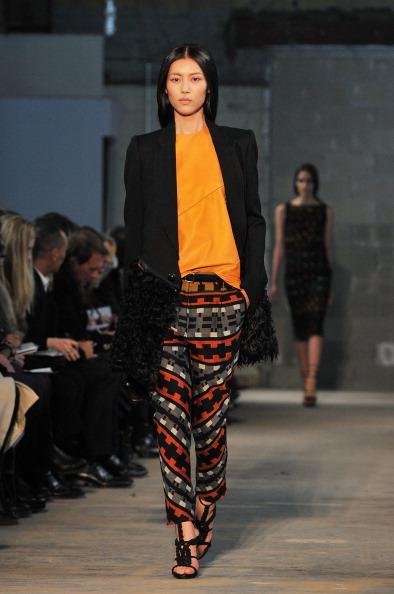 Proenza Schouler представив свою колекцію на Mercedes-Benz Fashion Week. Фото Slaven Vlasic/Getty Images