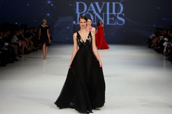 Показ колекції Девіда Джонса (David Jones) сезону весна-літо 2011 року. Фото:: Lisa Maree Williams/Getty Images