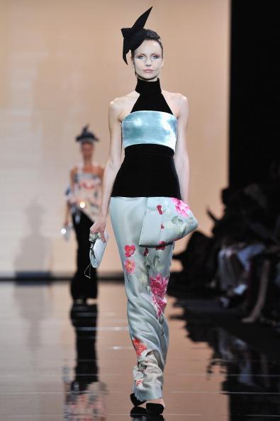 Джорджо Армані (Giorgio Armani) на Паризькому тижні моди (Paris Fashion Week). Фото: Pascal Le Segretain/Getty Images