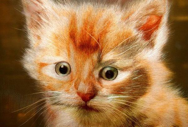 Котенок. Сучжоуская вышивка. Фото: en.wikipedia.org