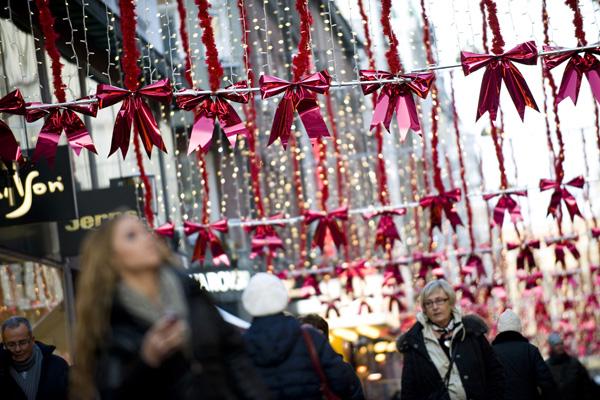 Шосте місце в рейтингу найщасливіших країн світу - Швеція. Фото: JONATHAN NACKSTRAND/AFP/Getty Images