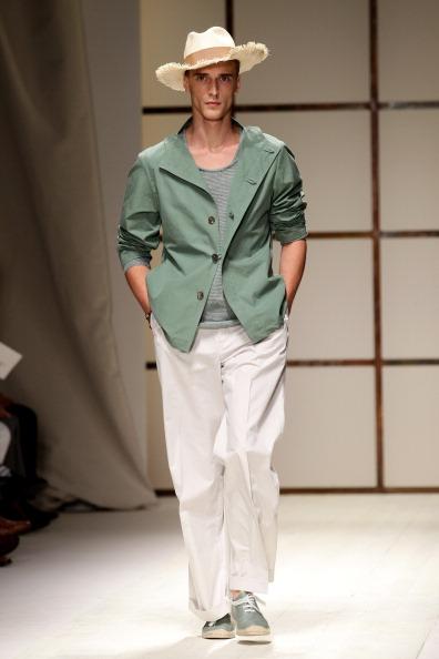 Salvatore Ferragamo на Міланському тижні моди. Фото: Victor VIRGILE / Gamma-Rapho via Getty Images