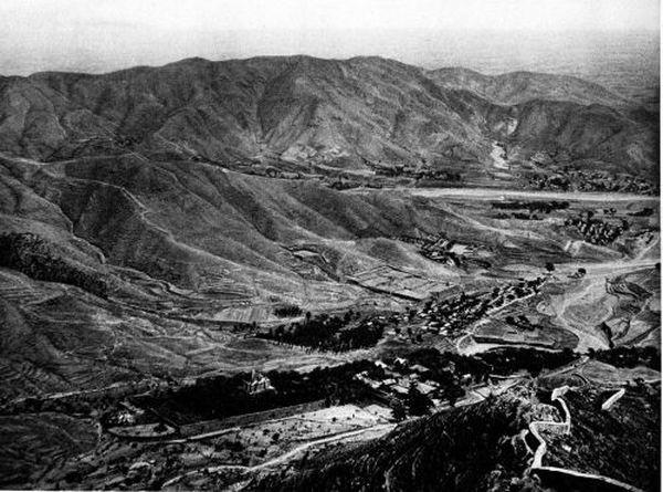 Храм Биюнь на горе Сишань. Фото с epochtimes.com