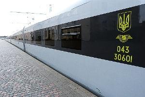 Швидкісні поїзди в Україні