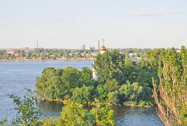 Літня панорама. Фото: Олена Колодіна/The Epoch Times Україна