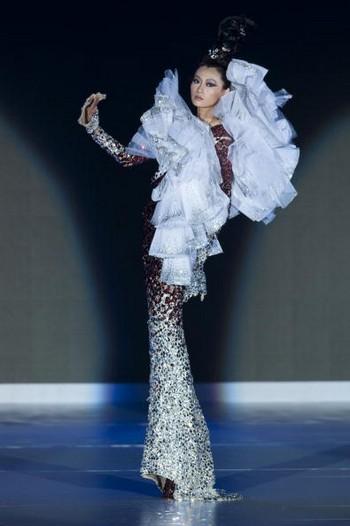 Тиждень моди «Осінь-зима 2010» в Гонконзі. Фото: Віктор Фрайле / Getty Images