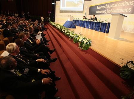Київ: 14-я щорічна конференція і загальні збори Міжнародної асоціації прокурорів. Фото: Станислав Баранец/ІМК