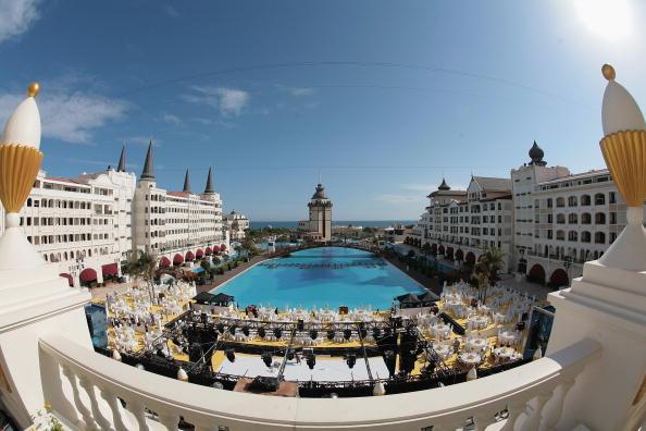 На западном побережье Крыма построят город-курорт мирового уровня