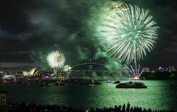 Сідней, Австралія. Фото: KRYSTLE WRIGHT / AFP / Getty Images